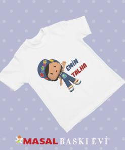 pepee isim yazılı tişört